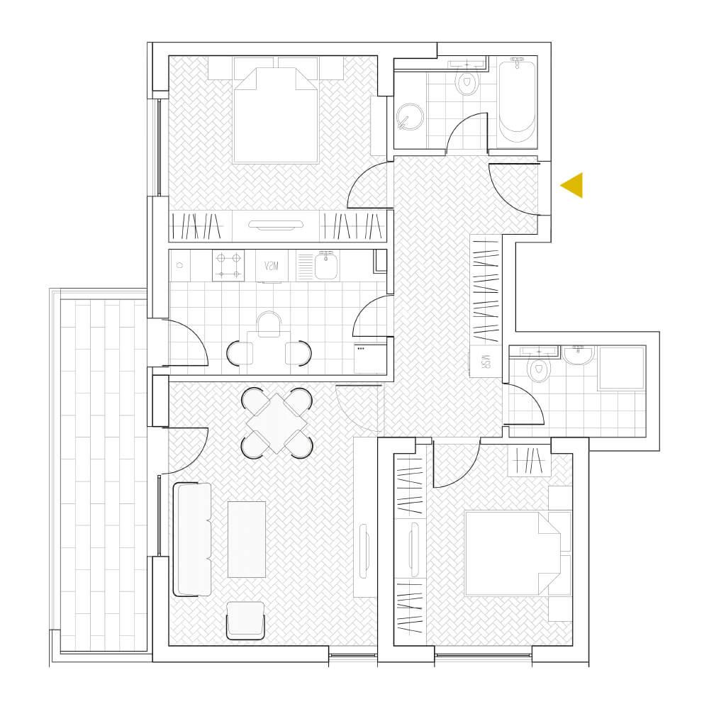 Apartamente 3 camere Timpuri Noi